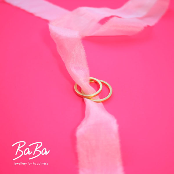 BaBa Trauringe aus 900/-Gold