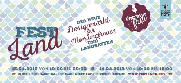 Festland der neue Designmarkt in Hamburg