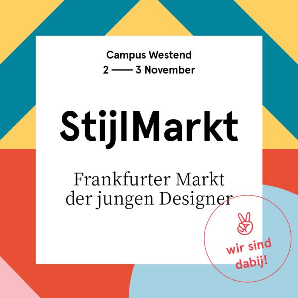 Stijlmarkt Frankfurt 02. - 03. 10. 2019