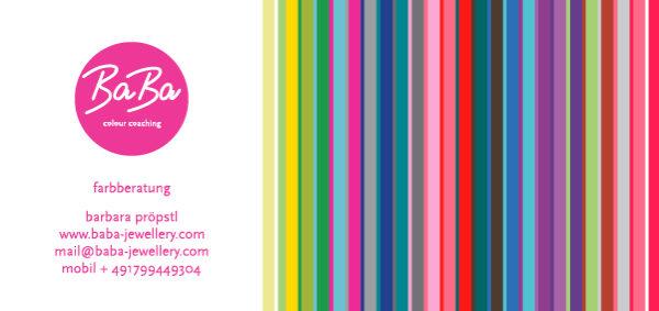 BaBa Colour Coaching Farbberatung Köln